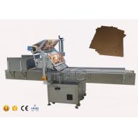 Buy cheap Flat surface label applicator for square bottle labeling / box labeling machine from wholesalers