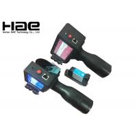 Buy cheap Portable Handheld Inkjet Coder For Bottle Cans Boxes / PE Plastic Date / Number Print from wholesalers