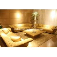 Buy cheap Top Grain Genuine Leather Sofa (B1) from wholesalers
