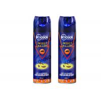 Buy cheap Non Toxic 400ML Office Indoor Insecticide Spray / Aerosol Mosquito Spray from wholesalers