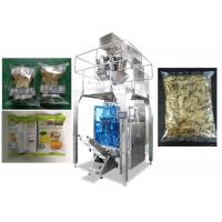Buy cheap Small Puffing Snack Food Bagging Machine With Ten Heads Weigher 20 - 500g / Bag from wholesalers