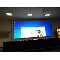 Buy cheap Pic Indoor Led Screens ,  6 led flat panel displays Die casting Cabinet from wholesalers