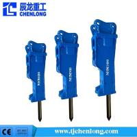 Buy cheap Tianjin chenlong hydraulic breaker for excavator from wholesalers
