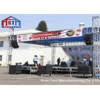 Buy cheap Non - Toxic Aluminium Lighting Truss Rigging Easy Install Waterproof PVC Cover from wholesalers