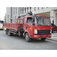 Buy cheap Light Duty Trucks Lorry Loading Crane Cummins Engine 11990 Kg from wholesalers