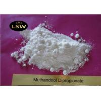 Buy cheap Injectable Steroids Powder Methandriol Dipropionate CAS 3593-85-9 For Musclebuilding from wholesalers