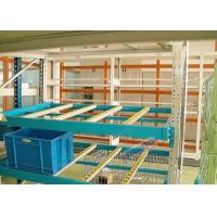 Buy cheap ISO Approval Carton Flow Rack Warehouse Pallet Racking Maintenance Free from wholesalers
