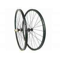 Downhill Mountain Bike Wheels, XC Full Carbon Fiber 27.5 Tubeless Wheelset