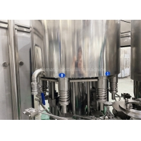 Buy cheap 3000BPH Purified Drinking SS304 Automatic Water Bottle Filling System from wholesalers