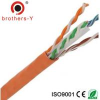 Buy cheap high quality insulated utp cat6 cable communication cable from wholesalers
