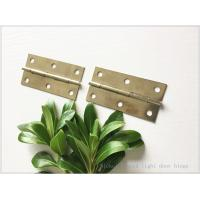 Buy cheap High Durability Heavy Duty Door Hinges  Furniture Hardware High Precision  Fixed Pin from wholesalers