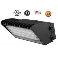 Buy cheap IP65 Aluminum PC 70w LED Wall Pack Lights Die-cast Black railway station from wholesalers