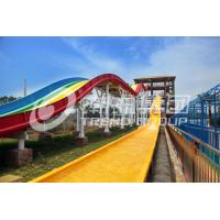Buy cheap Professional Custom Water Slides , Commercial Rainbow Water Slide from wholesalers