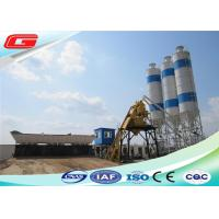 Buy cheap ISO Approved Ready Mixed Concrete Batching Plant 150 kw 380V 50HZ Panel Control from wholesalers
