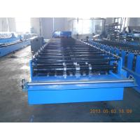 Buy cheap Big Wave Corrugated Roof Panel Sheet Roll Forming Machine Galvanised 3.5KW from wholesalers