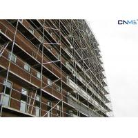 Light Weight Scaffolding : Lightweight scaffolding systems and shoring