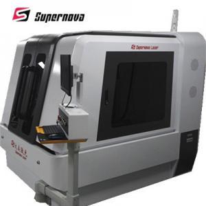 China DMC-U UV Laser Cutting Machine 0.1-30mm Thickness 1 Year Warranty on sale