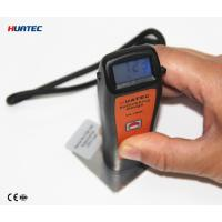 Buy cheap Pocket new model electronic coating thickness gauge 1250 micron 6mm with 3 keys from wholesalers