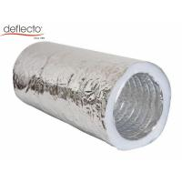 Buy cheap Silenced Insulated Flexible Air Duct Hose 100mm - 300mm Diameter For Air Conditioning from wholesalers