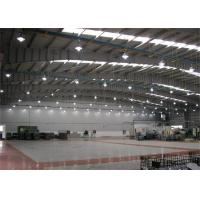 Buy cheap Agriculture Steel Warehouse Construction , Portal Industrial Steel Frame Buildings from wholesalers