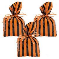 Buy cheap Halloween Monsters Plastic Packaging Treat Bags For Cookie / Biscuit Packaging from wholesalers