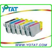 Buy cheap Sell ink cartridge for Epson T0821-T0826 from wholesalers