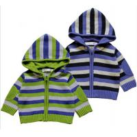 Buy cheap 100% Cotton Girls's Sweater With Hood Winter Boutique Childrens Clothing from wholesalers