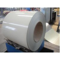 Buy cheap DX56D+Z Prepainted Carbon Steel Coils With Z60 To Z275 Zinc Coating from wholesalers