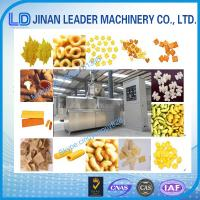 Buy cheap Core filling snack processing machine Inflating Rice Cereal Food Machine product