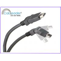 Buy cheap Hot sales 1080P HDMI Cables 360 Degree Rotatable  A Type Male To A Type Male from wholesalers