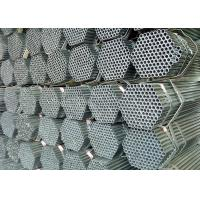 Buy cheap ISO9001 Galvanized Steel Pipe For Gas Pipe Outside Diameter 1/2  1 1/4 from wholesalers