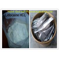 Buy cheap CAS 73-78-9 Lidocaine HCL Powder Regional Anesthetic For Local Pain Killer from wholesalers