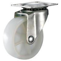 Buy cheap Moving Dollies Furniture Caster Wheels With Double Ball Bearing Swivel Head from wholesalers