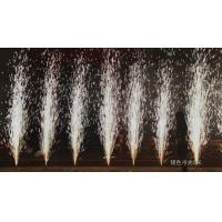 Buy cheap Cold Flame Indoor stage Wedding Cake Fireworks party decoration from wholesalers