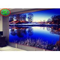 Buy cheap Digital Indoor Full Color LED Display High Definition P2.5 Long Lifespan For Airport from wholesalers