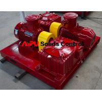 Buy cheap Aipu solids high quality well drilling mud mixer on mud tank for sale from wholesalers