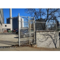Buy cheap chain wire fencing for sale hot dipped galvanized chain mesh wire from wholesalers
