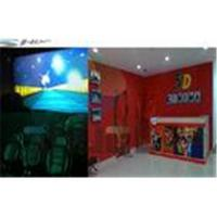 Buy cheap 6D Movie Theater Motion Cinema With 7.1 Audio System from wholesalers