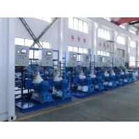 Buy cheap Waste Engine Oil Purifier Separator Self Cleaning 50Hz / 60Hz 30000L/H from wholesalers
