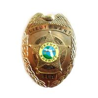 Buy cheap Police Officer Badge (fz-bd017) from wholesalers