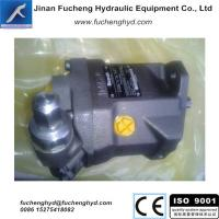 Buy cheap Rexroth A10VSO hydraulic oil pump for agriculture machinery from wholesalers
