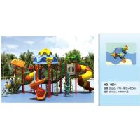 Buy cheap Outside Ground Cheap Outdoor Slide Popular Sell Fun Activities for Kids Outside Backyard from wholesalers