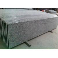 Buy cheap G640 White Star Prefabricated Granite Stone Countertops Polished / Honed Finish from wholesalers