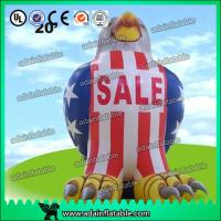 Buy cheap 3M Customized PVC Inflatable Eagle Animal For Event Advertising from wholesalers