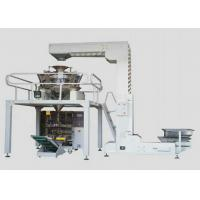 Buy cheap Automatic VFFS Vertical Form Fill Seal Packaging Machines For Pouch / Small Bag Packing from wholesalers