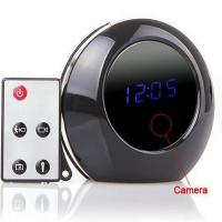 Buy cheap Alarm Clock Cam 1280X960 Spy Clock Camera Audio Video Recorder Camcorder from wholesalers