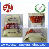 Buy cheap Visible Foil Stand Up Pouches Bag Compound Ziplock for Dry Fruit from wholesalers