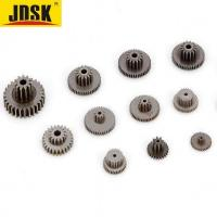 Buy cheap Factory customized powder metallurgy sintering double spur gear from wholesalers