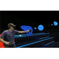 Buy cheap htc vive equipment virtual reality system game simulator machine from wholesalers
