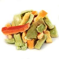 Buy cheap Freeze Dried Vegetables Organic Natural FD Bell Pepper Dices/Slices 100% purity from wholesalers